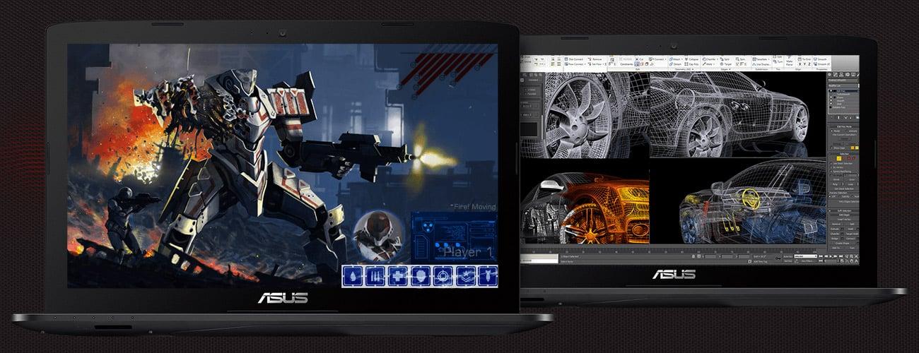 ASUS GL752VW GeForce GTX960M
