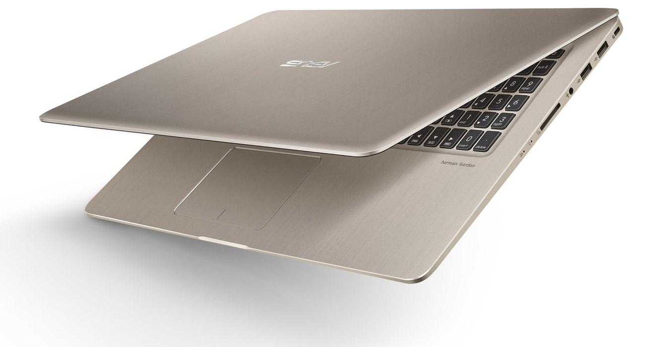 ASUS VivoBook Pro N580VD Smukła obudowa