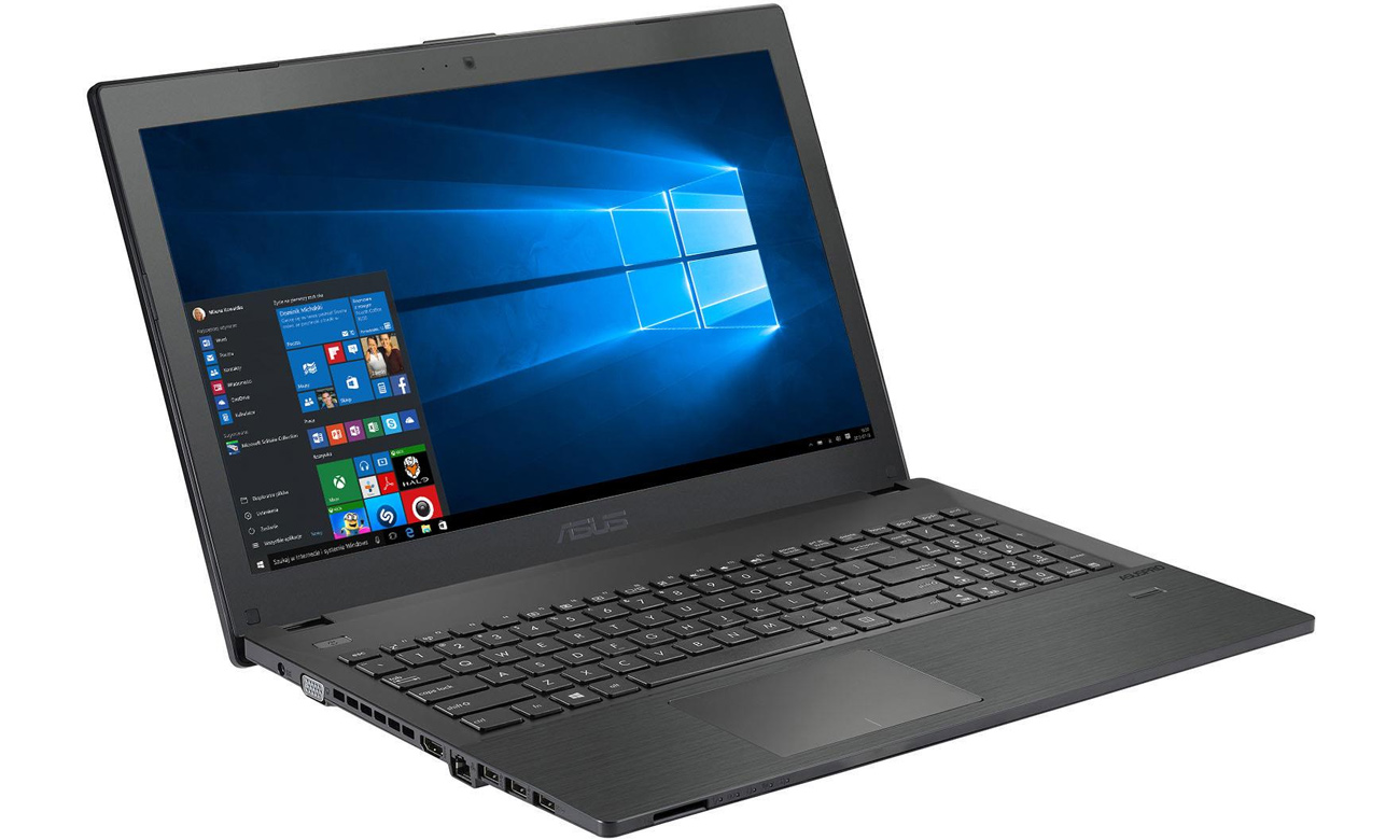 laptop ASUS P2540UA procesor intel core i5 siódmej generacji