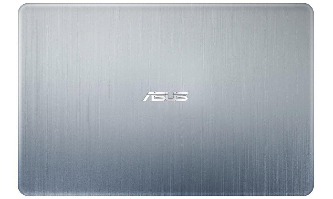 Srebrny ASUS R541NA Intel Celeron N3350