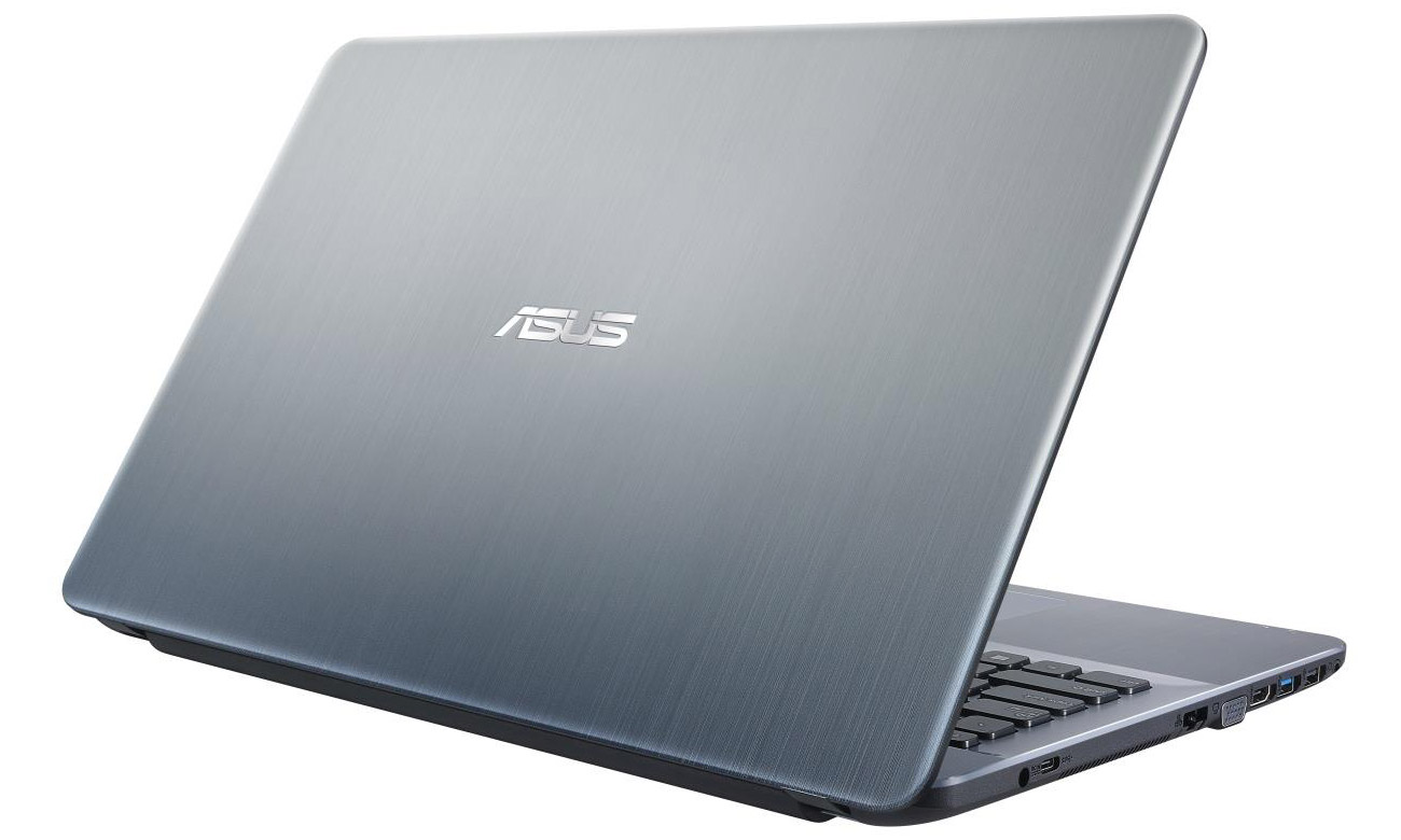 Srebrny ASUS R541NA Intel HD Graphics