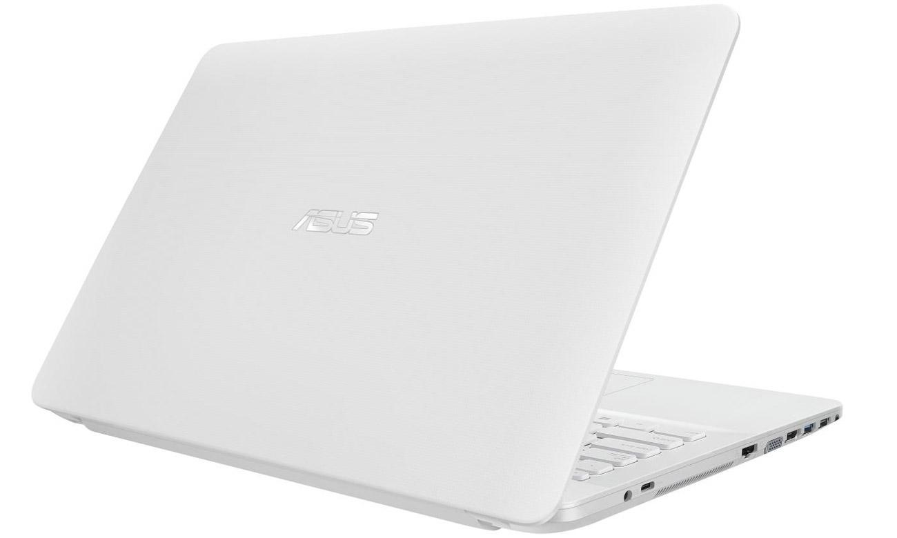 Biały ASUS R541UA USB typu C