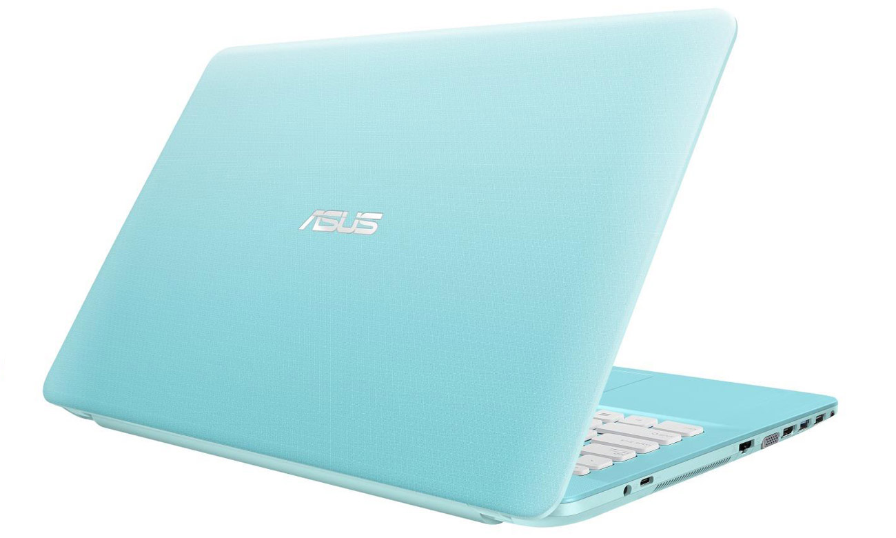 Błękitny ASUS R541UA Intel Core i3-7100U