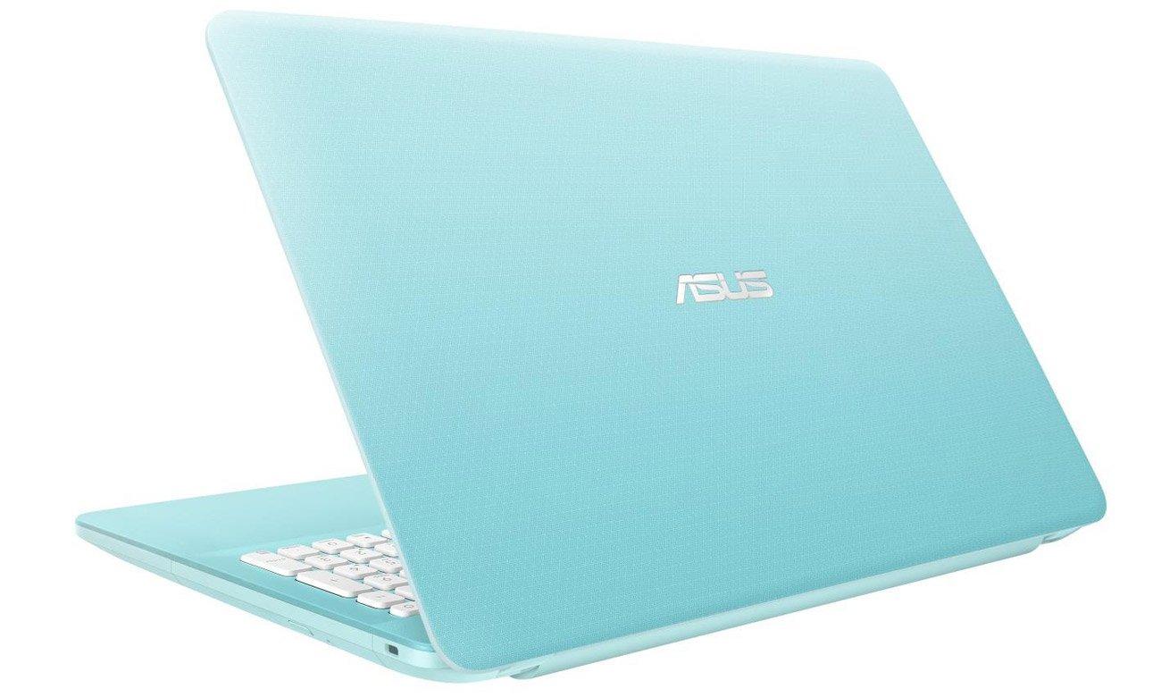 Błękitny ASUS R541UA produktywność, rozrywka