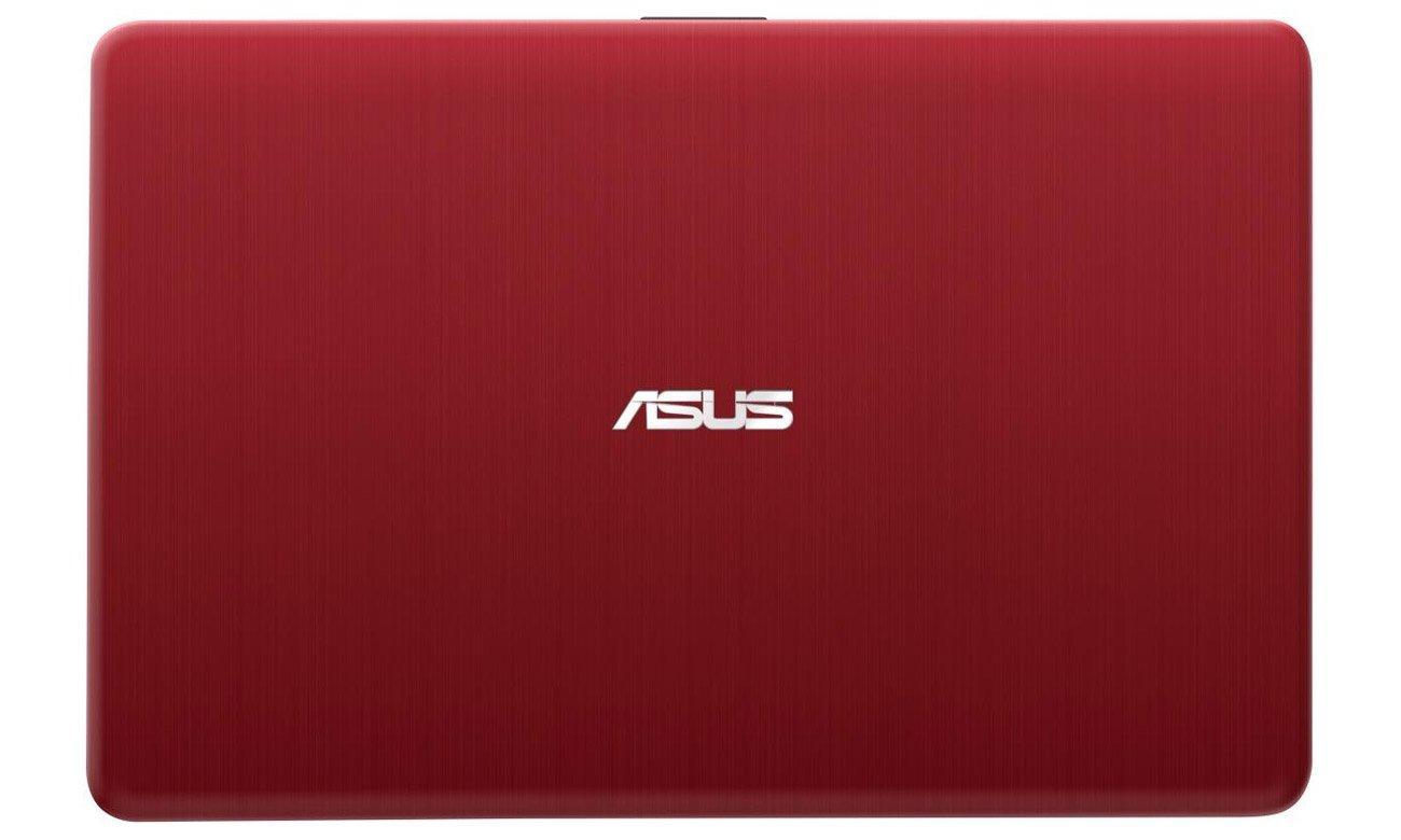 Czerwony ASUS R541UA system dźwiękowy SonicMaster