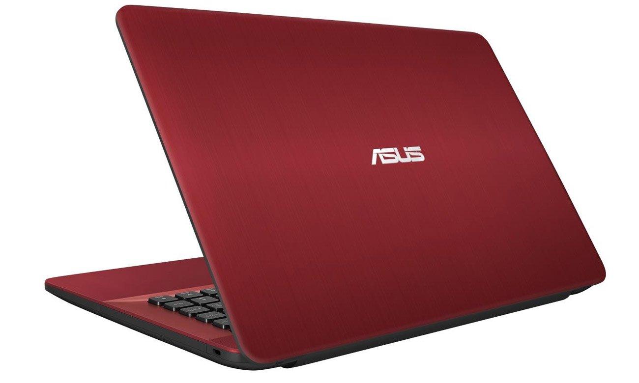 Czerwony ASUS R541UA USB typu C
