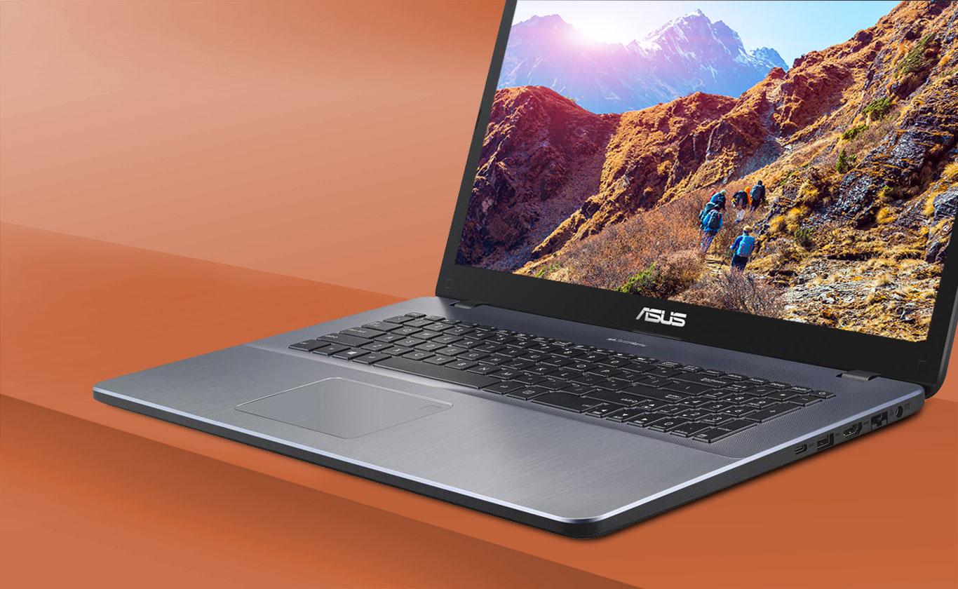 ASUS VivoBook R702UA Intel Core i3-7100U