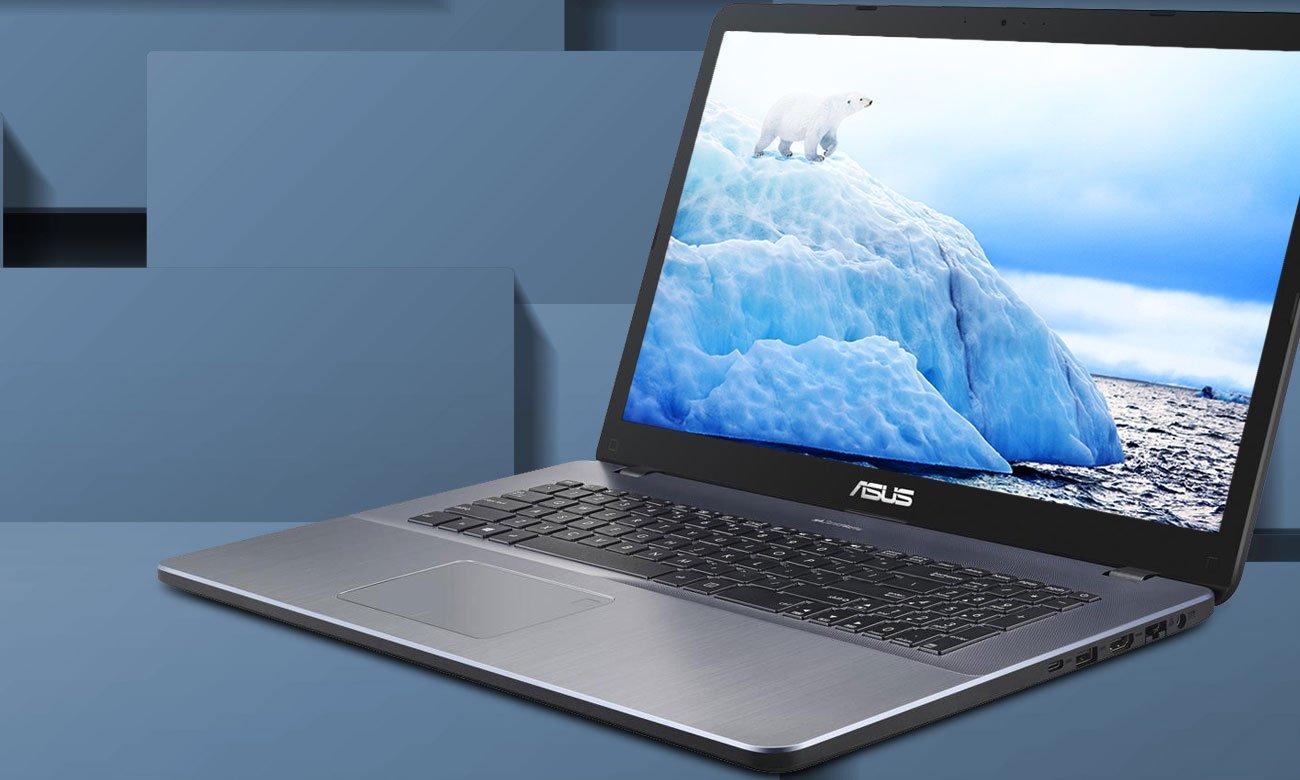 ASUS VivoBook R702UA ASUS IceCool