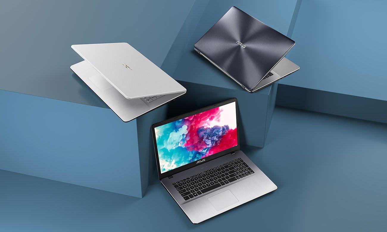 ASUS VivoBook R702UF Idealny laptop do codziennej pracy i rozrywki