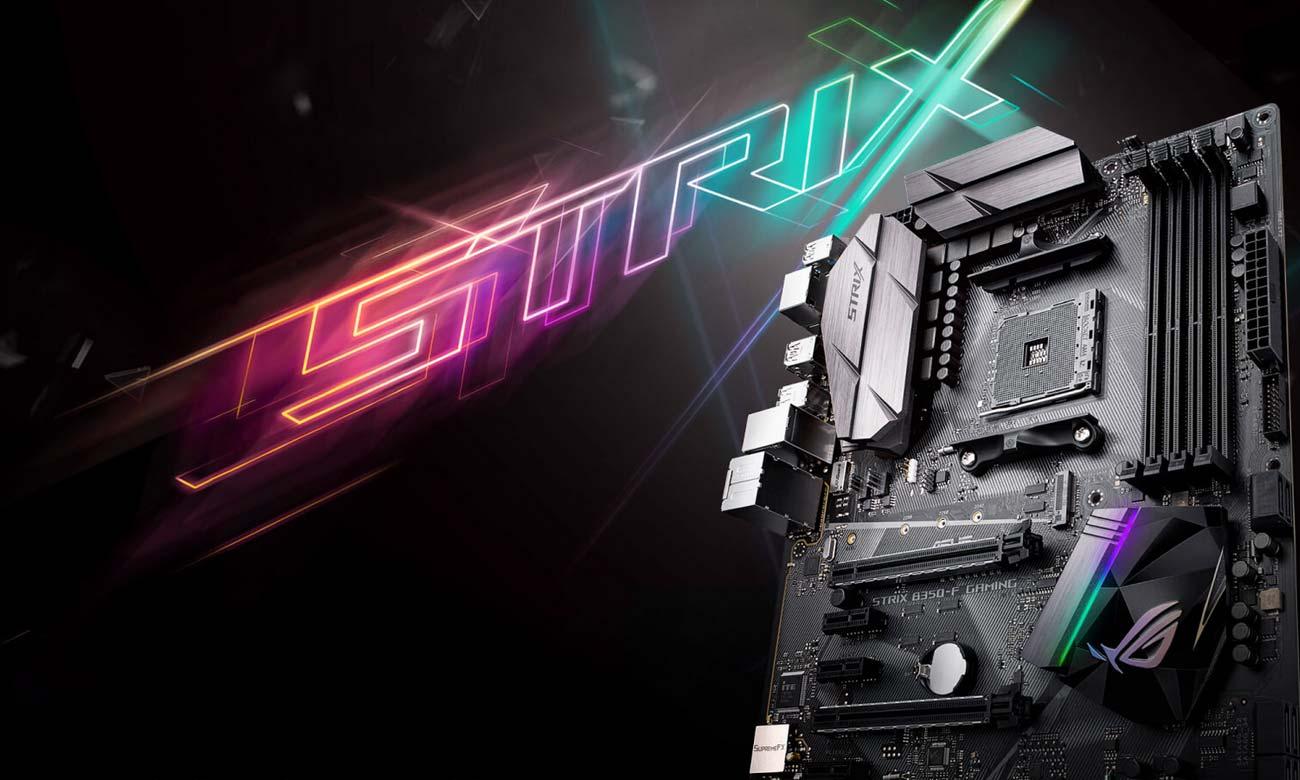 ASUS STRIX B350-F GAMING ROG Strix B350-F Gaming