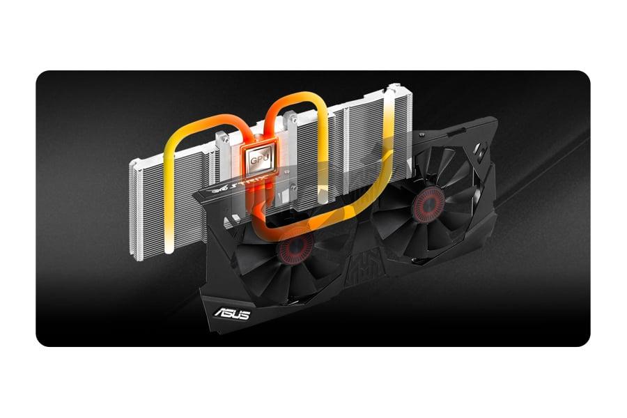ASUS GTX970 DirectCu II Strix 4GB