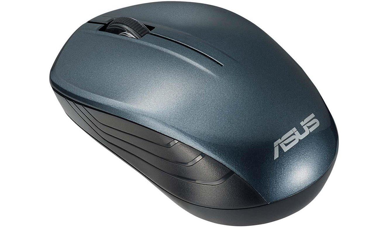 Mysz bezprzewodowa ASUS WT200 grafitowa 90XB03Q0-BMU000