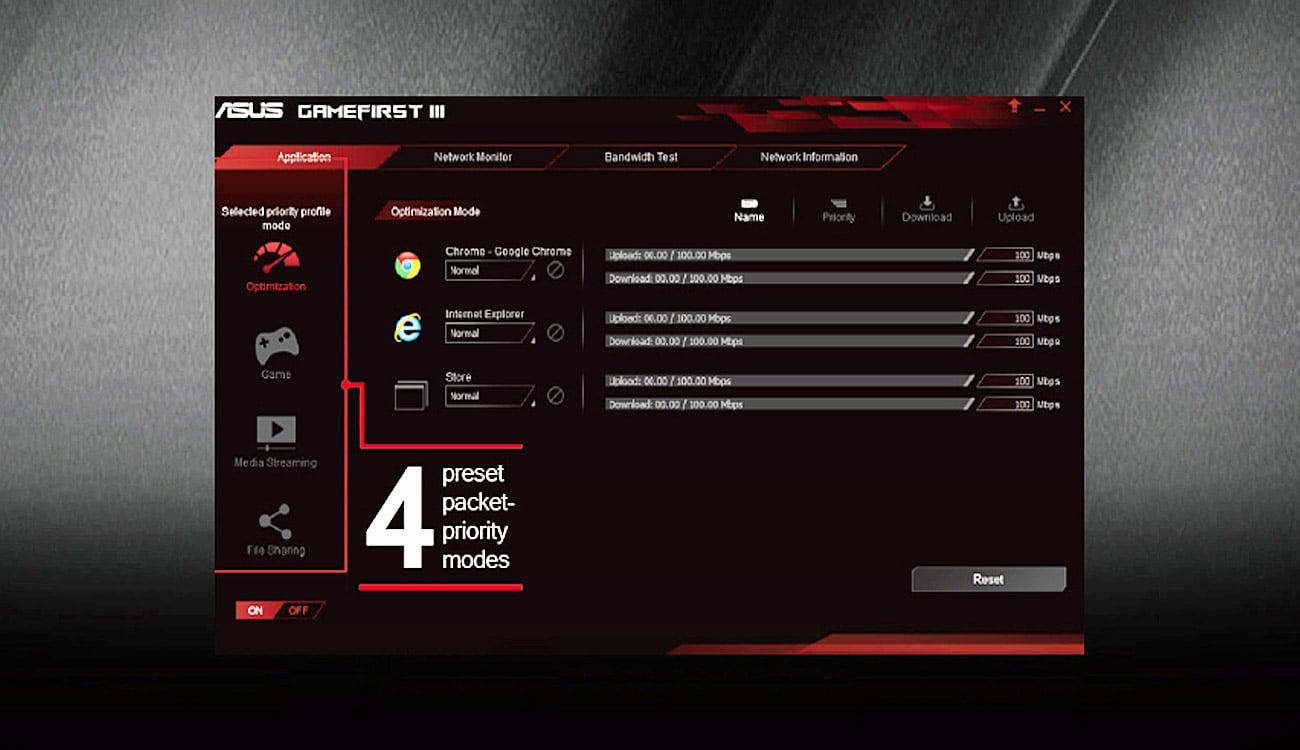 ASUS Z170 PRO GAMING GameFirst III