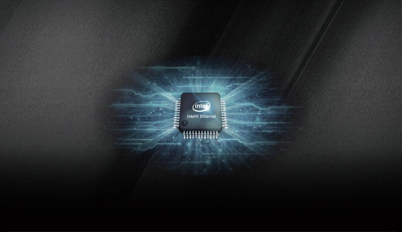 ASUS Z170 PRO GAMING Intel Gigabit Ethernet