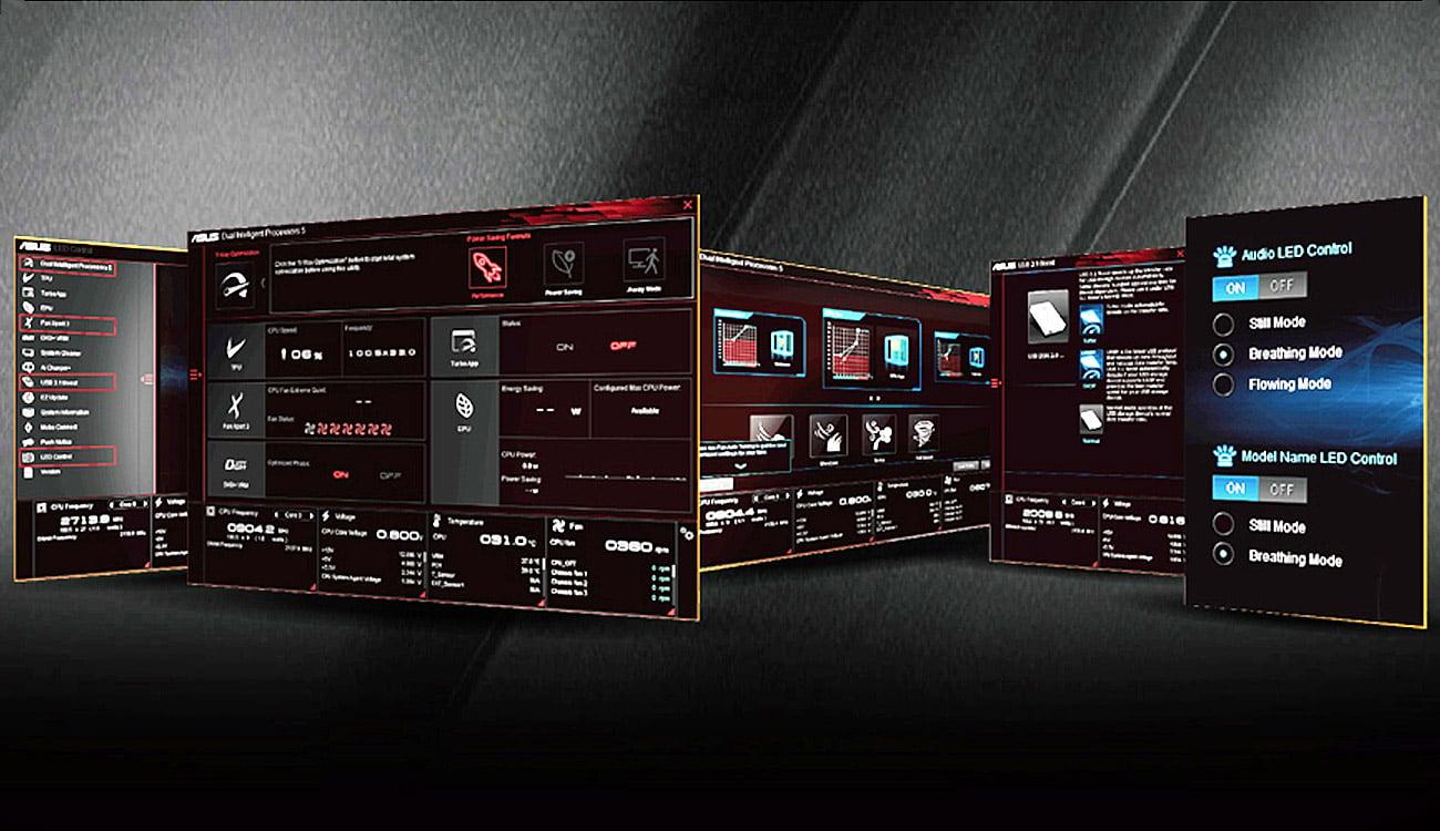 ASUS Z170 PRO GAMING ASUS AI Suite 3