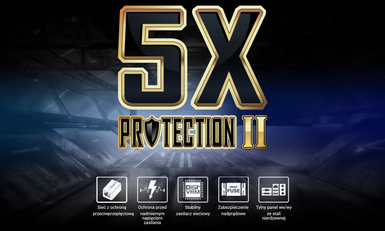 ASUS Z170-A 5X PROTECTION II