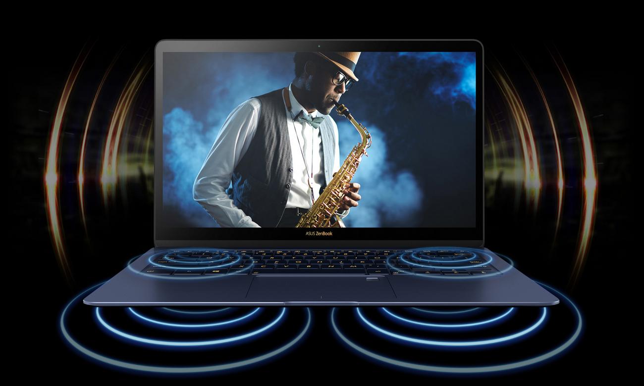 ASUS ZenBook 3 Deluxe UX490 SonicMaster Premium