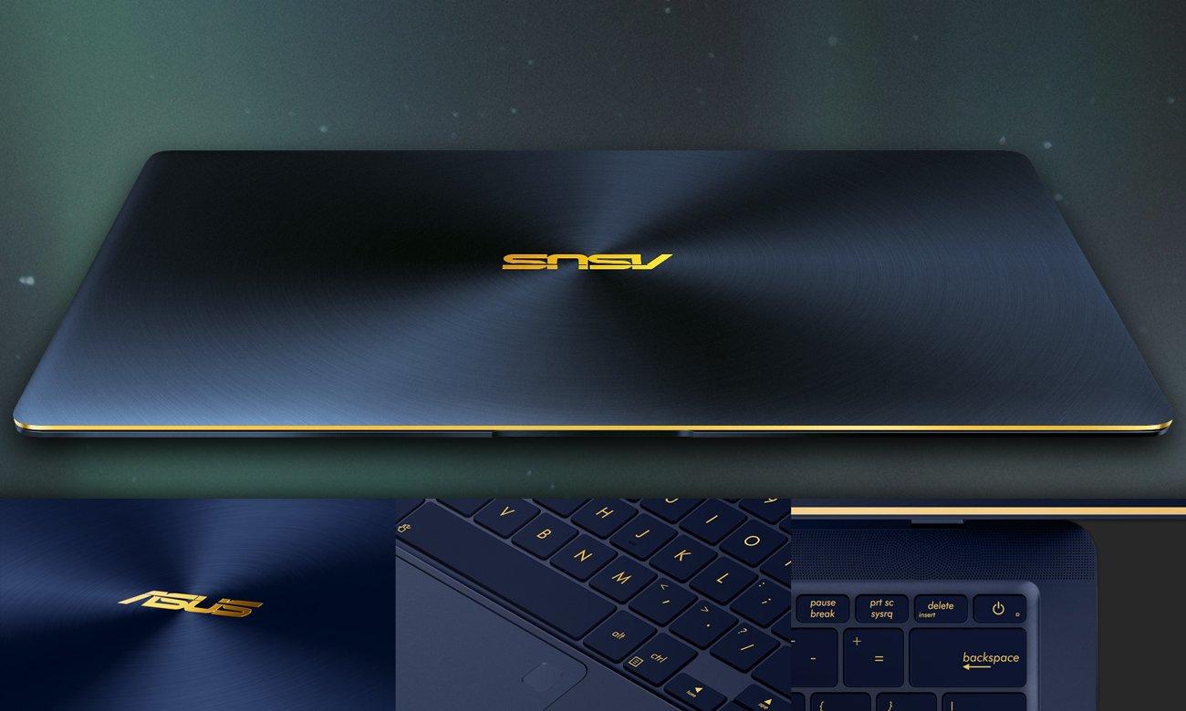 ASUS ZenBook 3 Deluxe UX490 Dopracowany do perfekcji