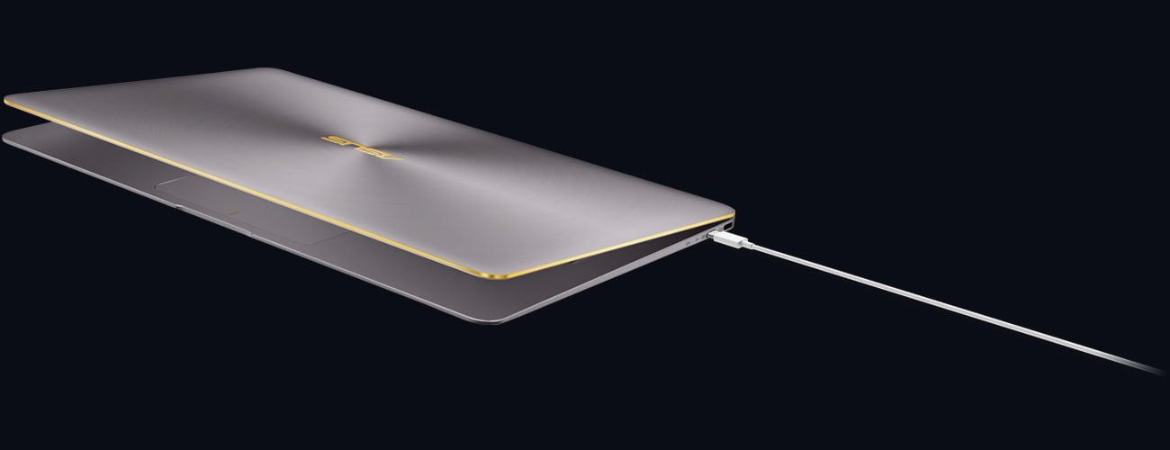 ASUS ZenBook 3 Deluxe UX490 9-godzinny czas pracy na baterii