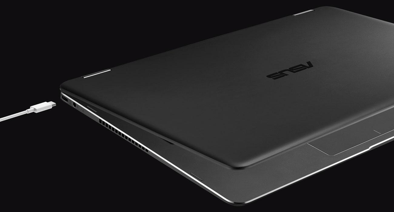 ASUS ZenBook Flip UX370UA złącze USB-C