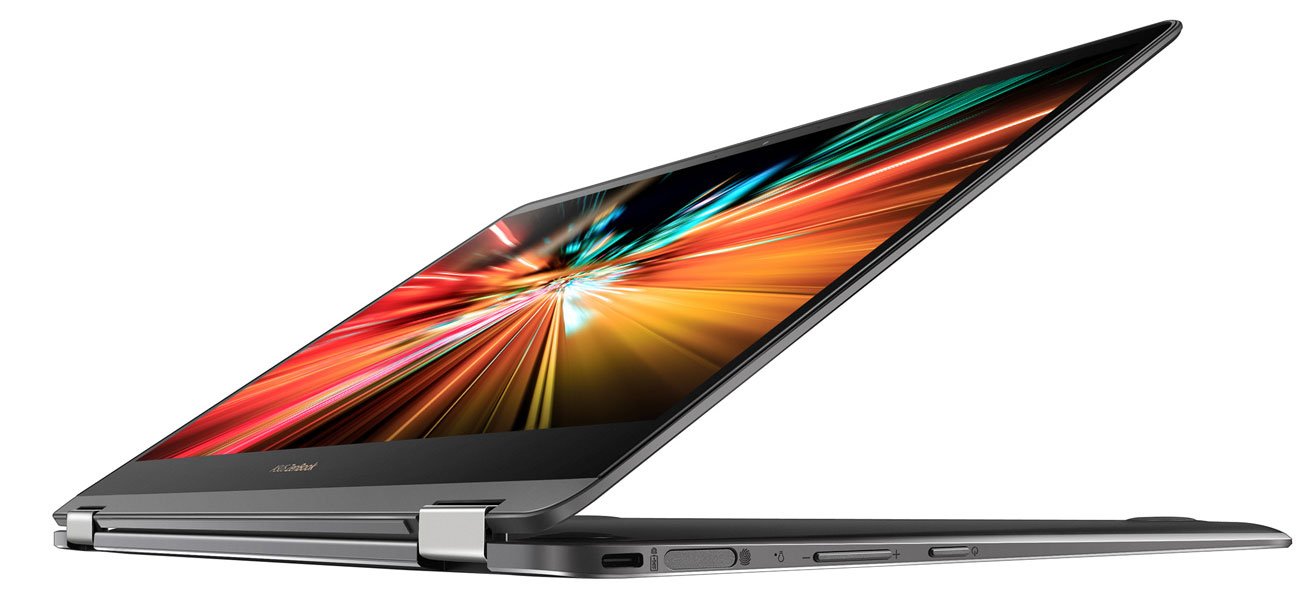 ASUS ZenBook Flip UX370UA Dłuższa praca na baterii, Nowoczesny tryb gotowości