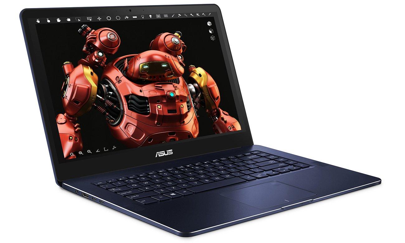 ASUS ZenBook Pro UX550VE Core i7-7700HQ