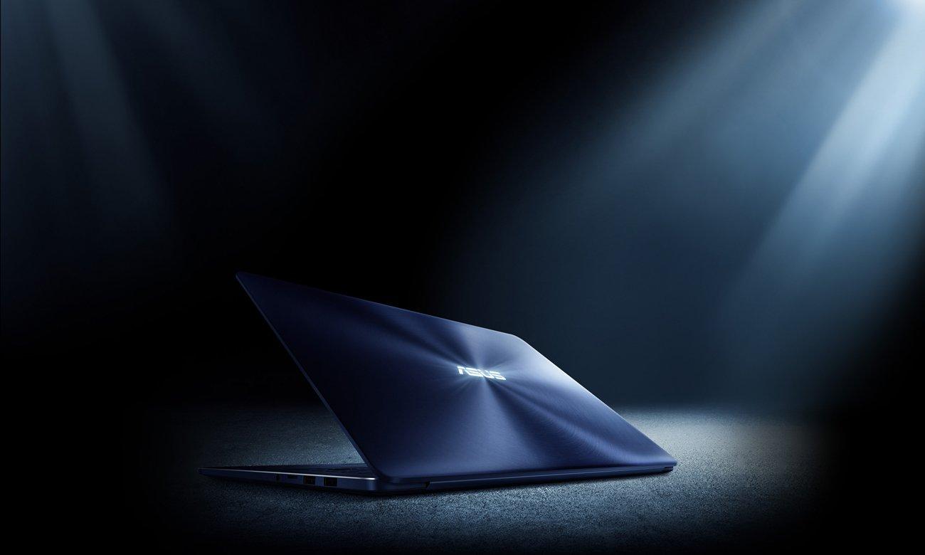 ASUS ZenBook Pro UX550VD stworzony by dokonywać wielkich rzeczy