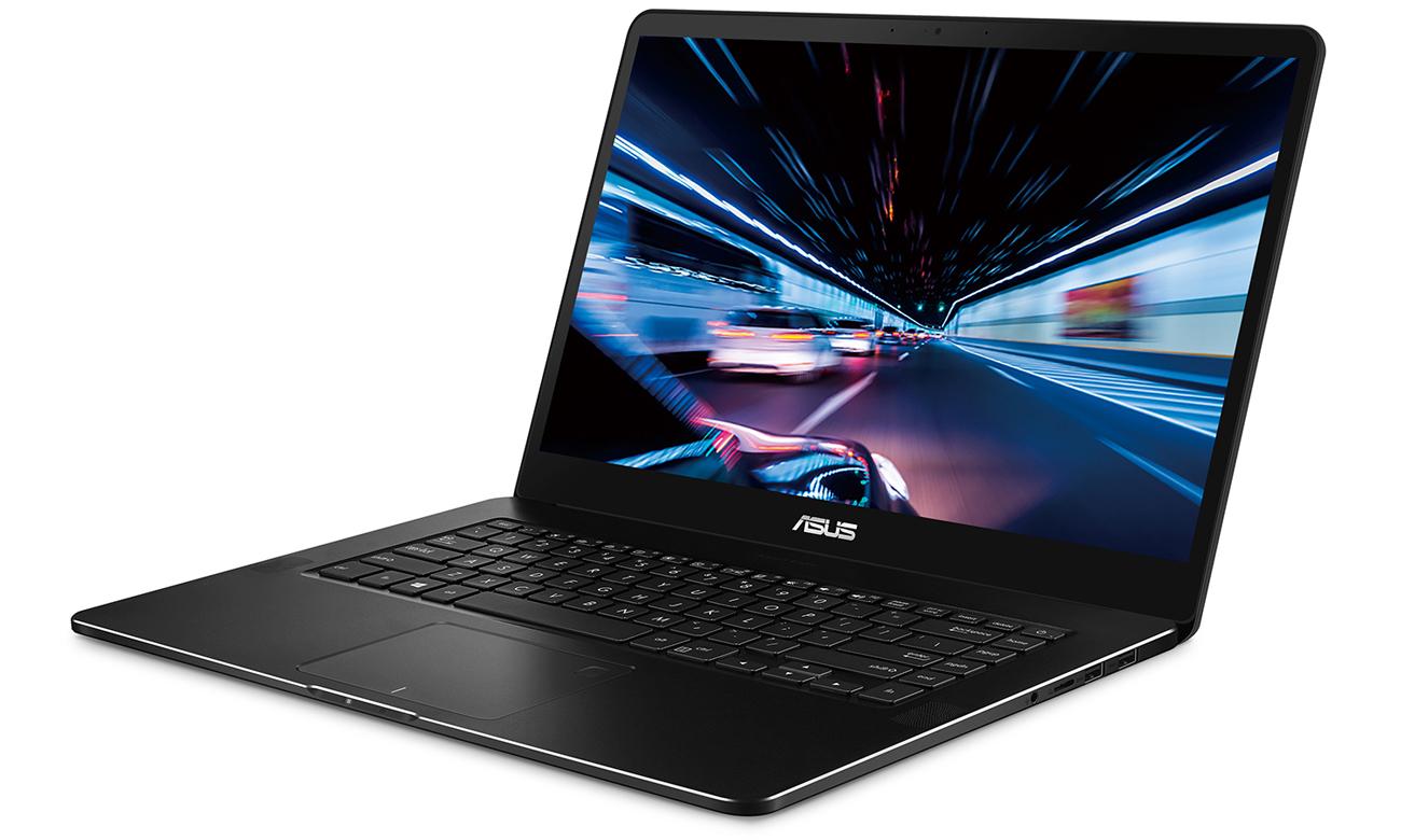 ASUS ZenBook Pro UX550VD Zdumiewająca wydajność