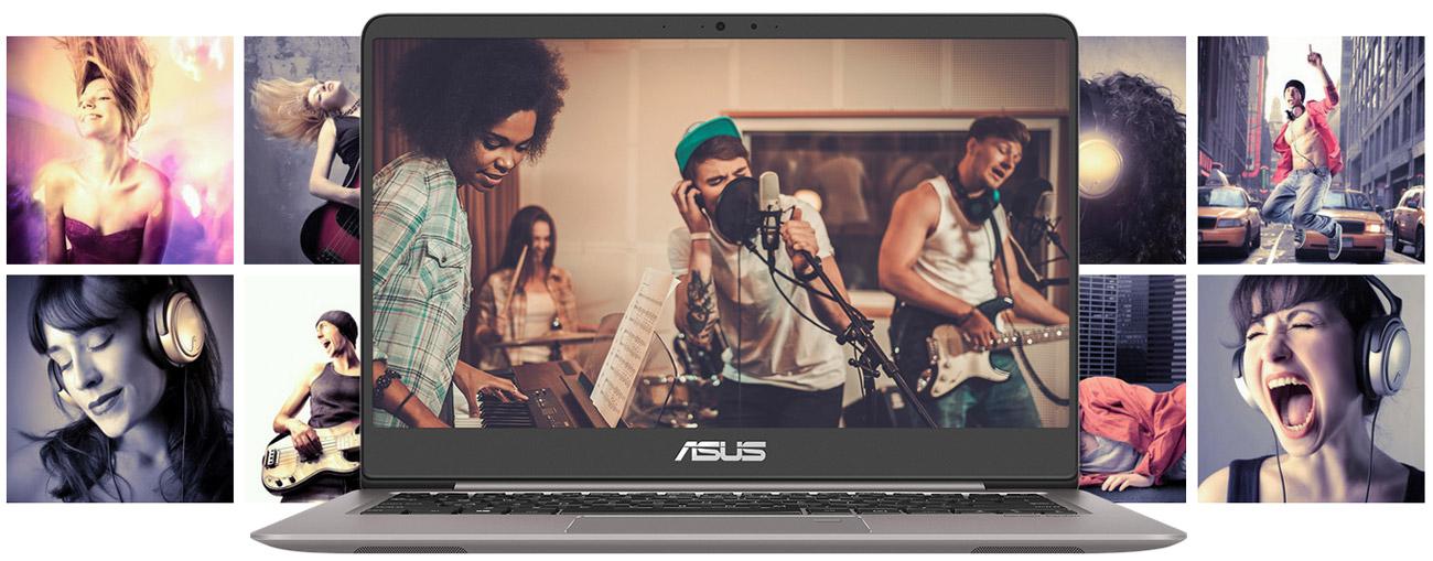 Laptop ASUS ZenBook UX410UQ SonicMaster