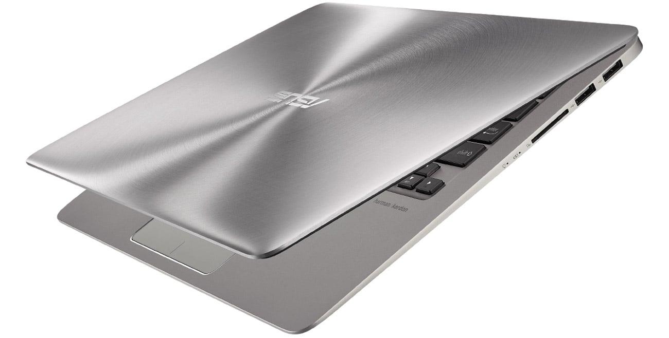 Laptop ASUS ZenBook UX410UQ USB typu C, HDMI, Wi-Fi 802.11ac