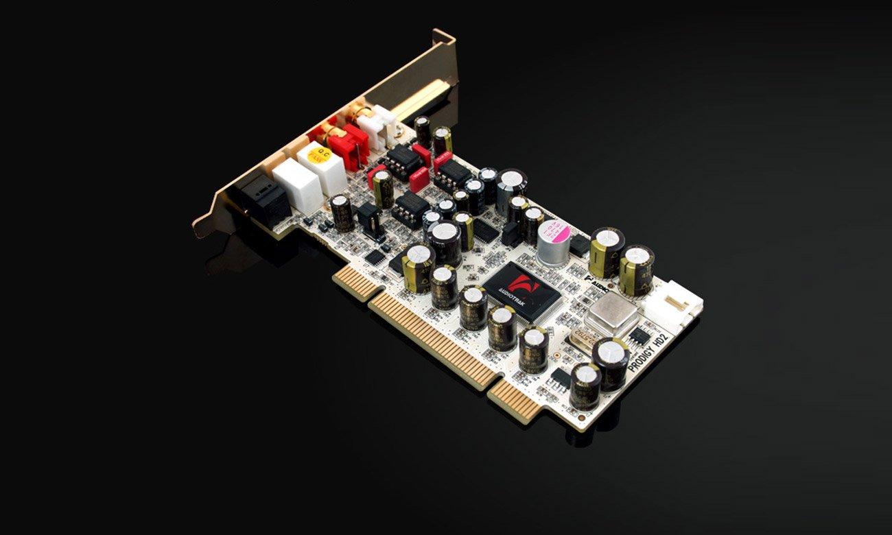 Karta dźwiękowa Audiotrak Prodigy HD2 Advance DE ogromne możliwości