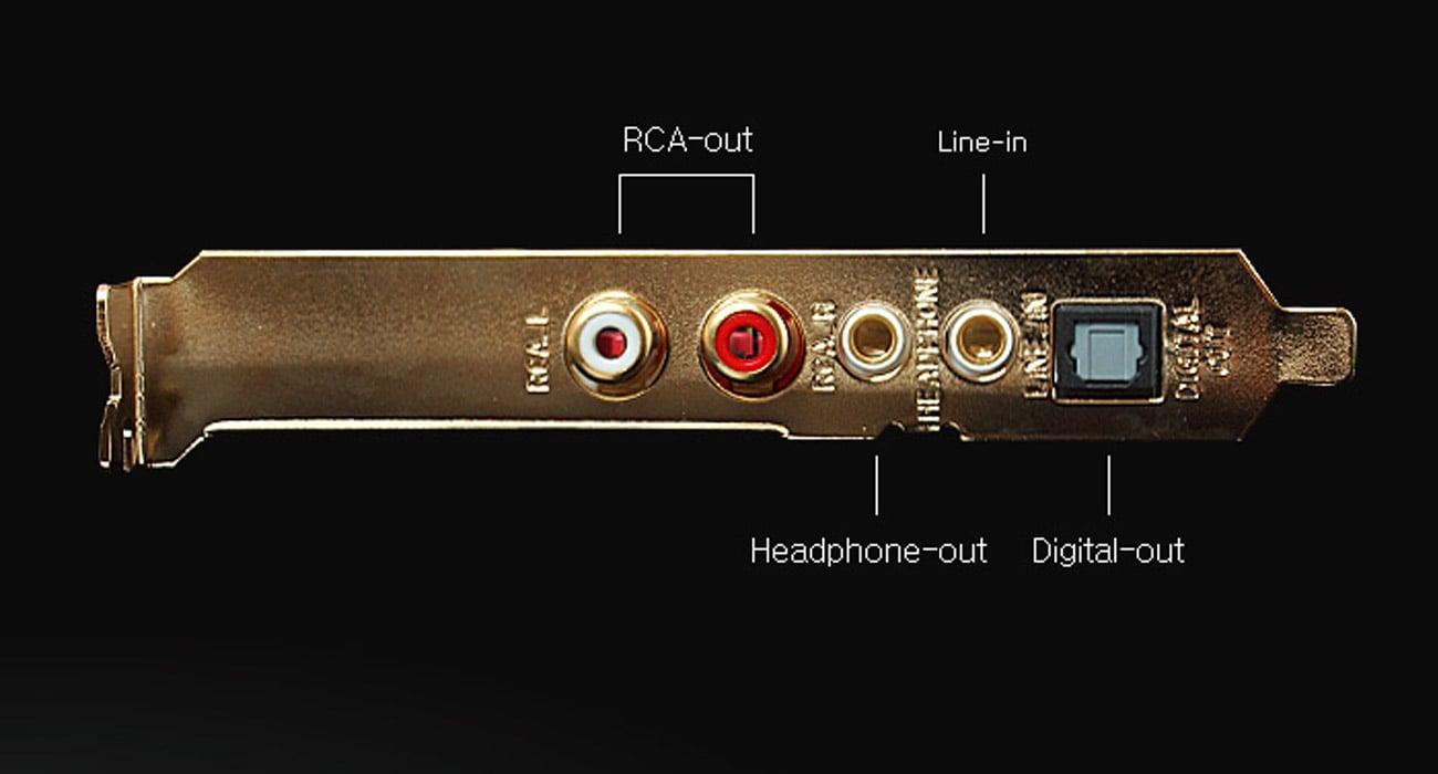 Karta dźwiękowa Audiotrak Prodigy HD2 Advance DE zNiezwykle wydajny chipset