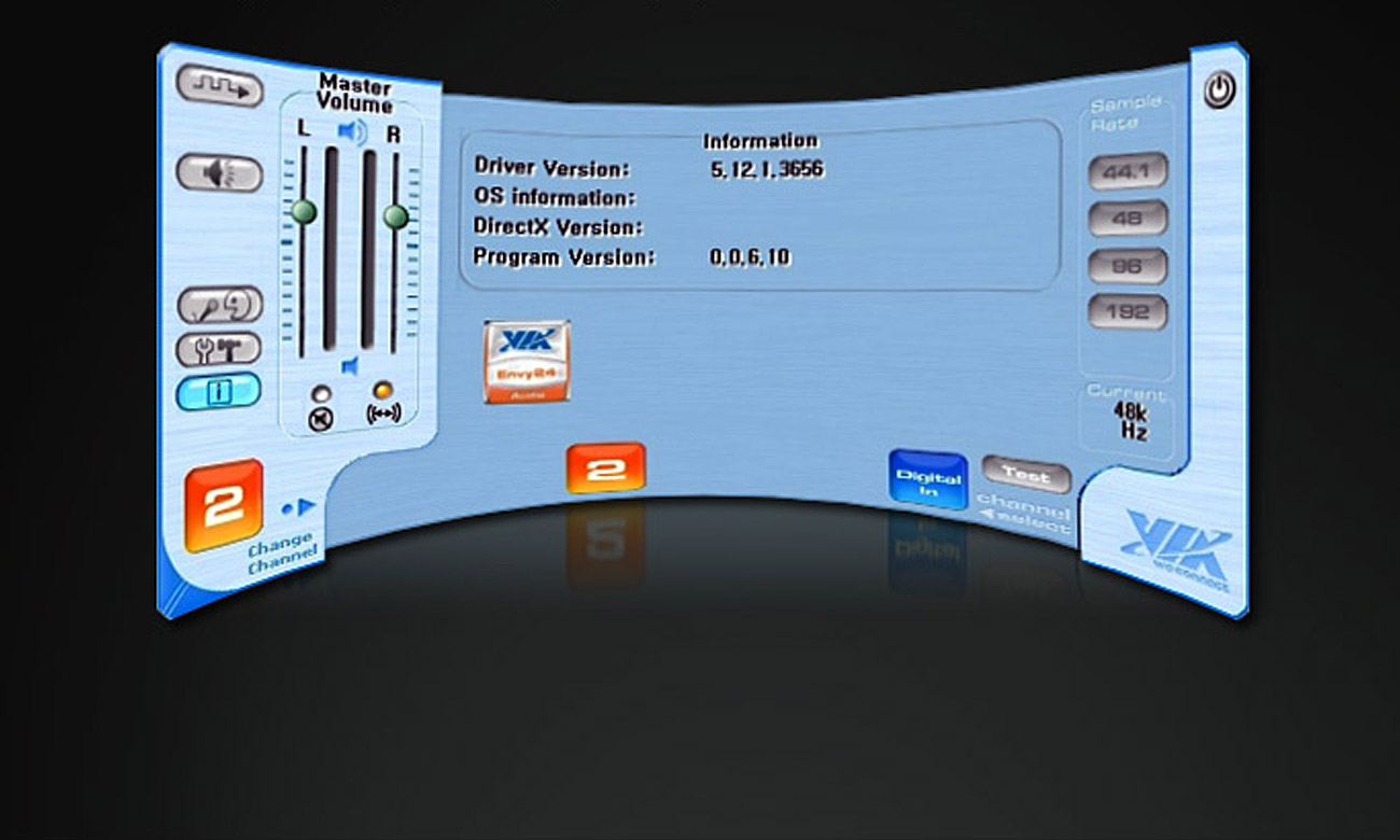 Karta dźwiękowa Audiotrak Prodigy HD2 Advance DE Akceleracja dźwiękowa 3D