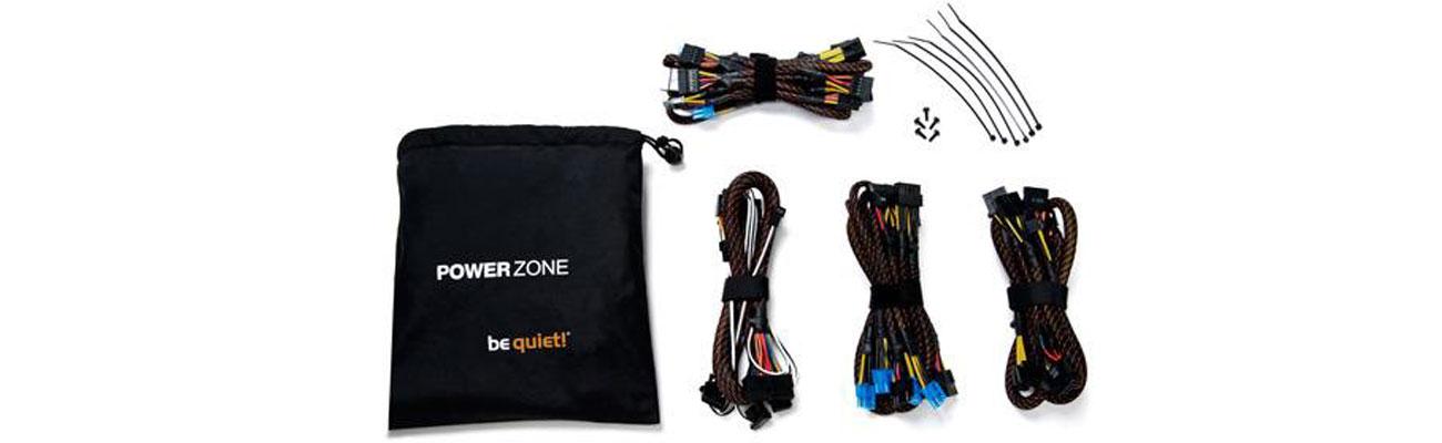 be quiet! 650W Power Zone BOX Bezpieczeństwo i jakość