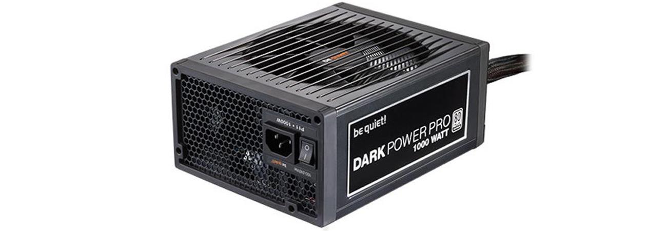 be quiet! 1000W Dark Power Pro P11 Bezpieczeństwo i jakość