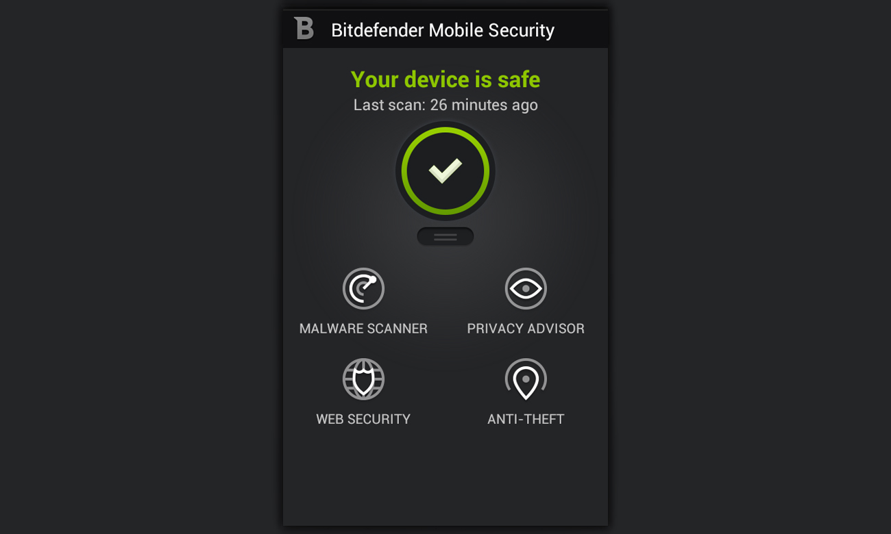 Bitdefender Mobile Security Android