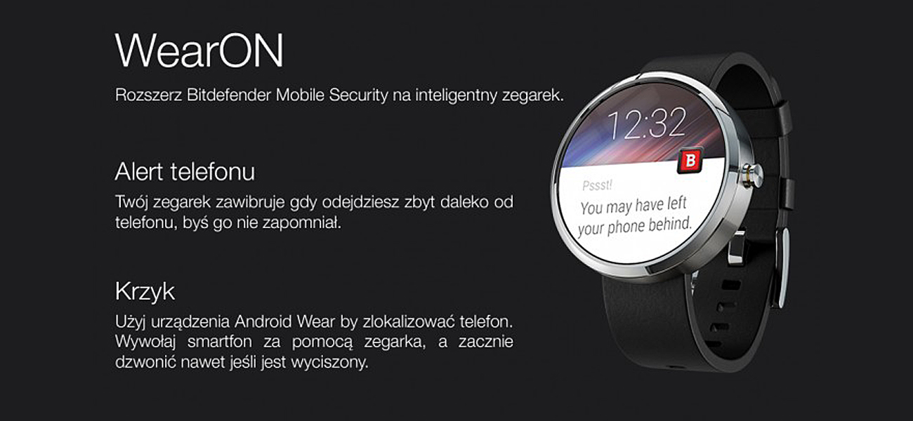 Bitdefender Mobile Security Android ESD WearON