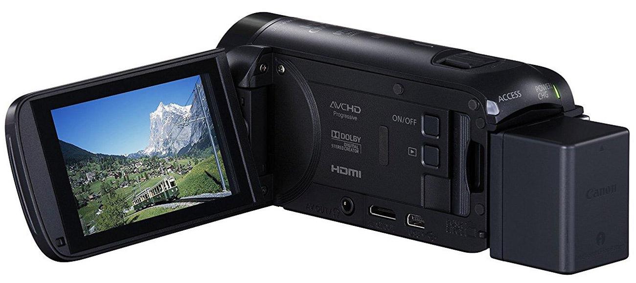 Canon Legria HF R86  piękne filmy wysokiej jakości