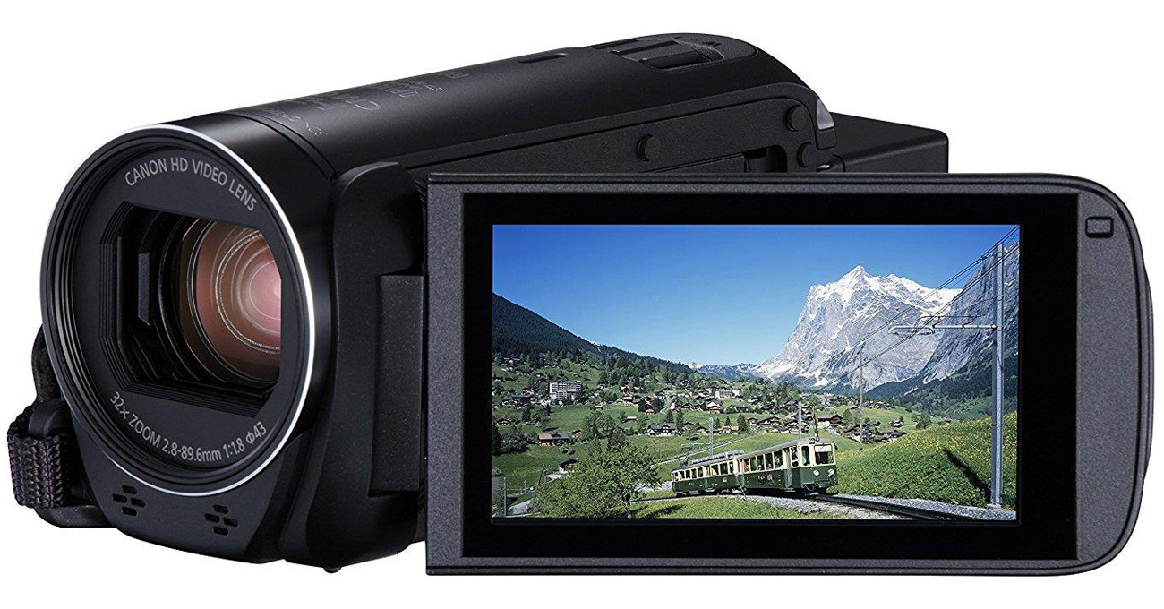 Canon Legria HF R86 Doskonała jakość nagrywania