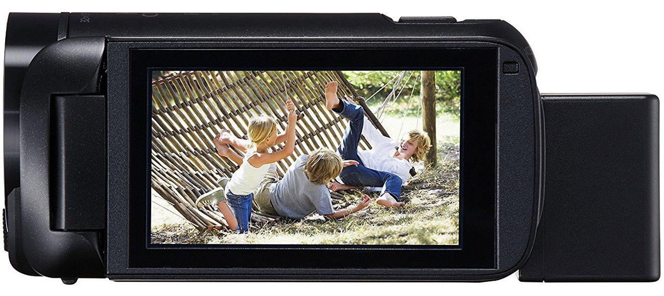 Canon Legria HF R86 Zaawansowane filtry, tryby ora funkcje