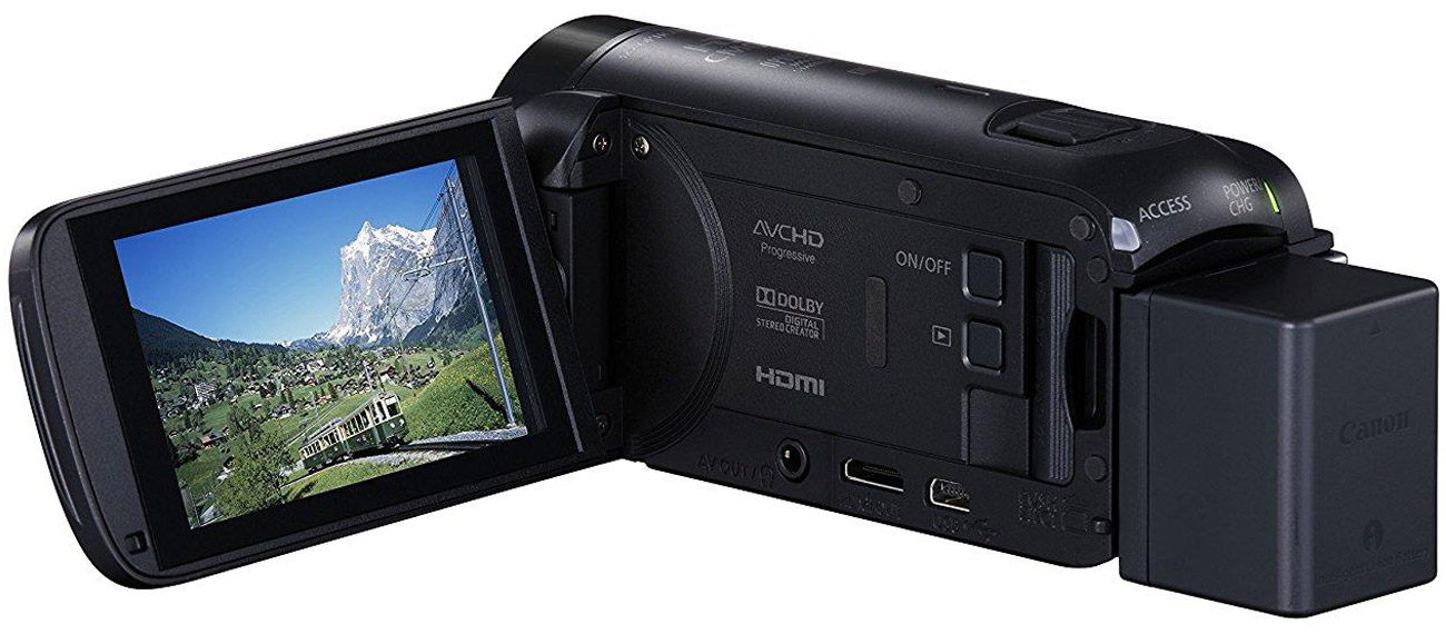 Canon Legria HF R88  piękne filmy wysokiej jakości