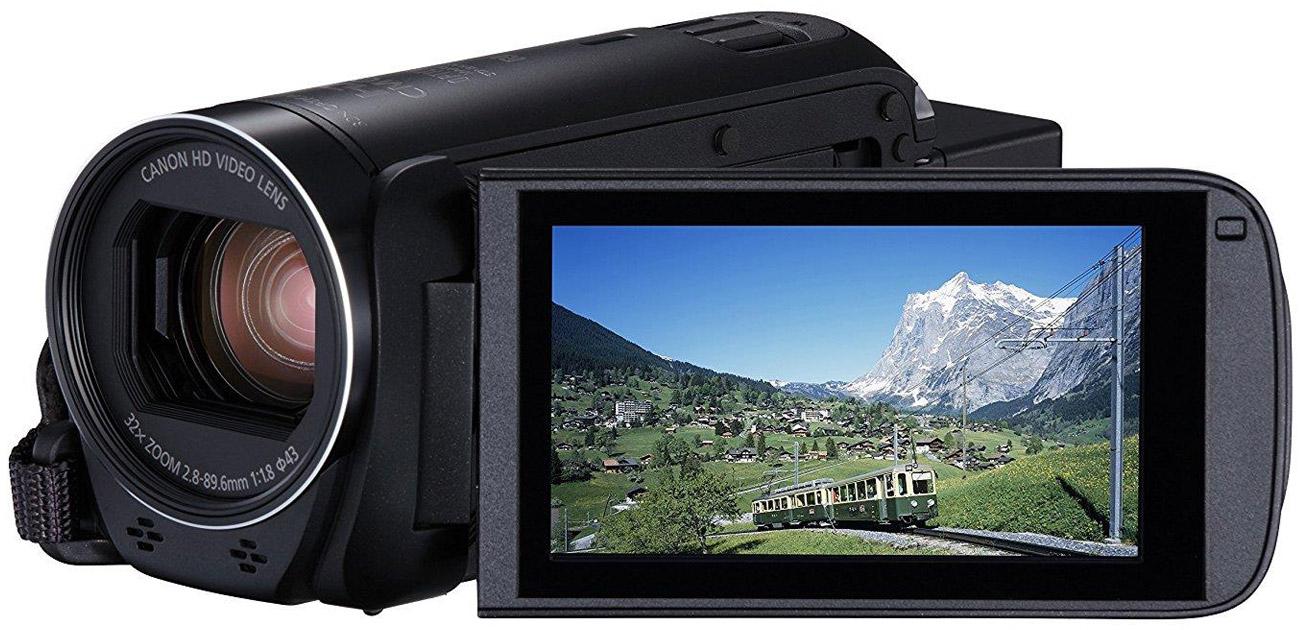 Canon Legria HF R88 Doskonała jakość nagrywania