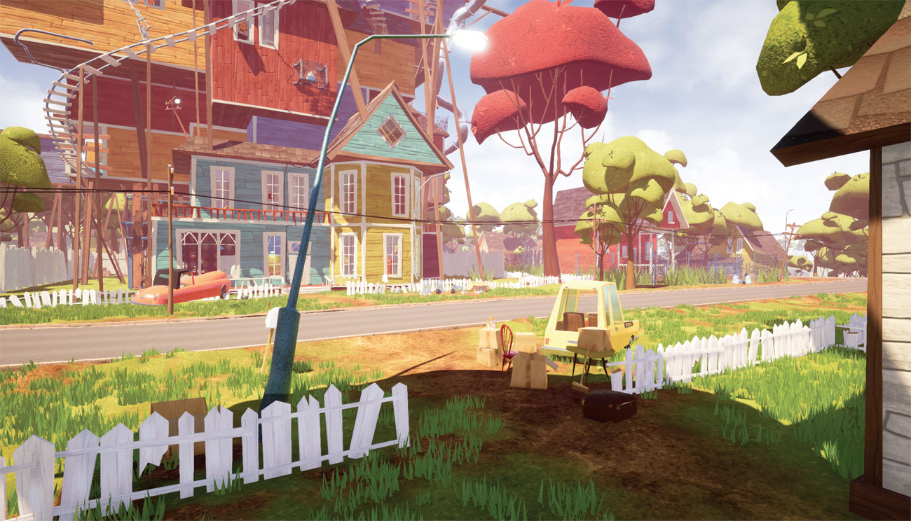 Gra PC Hello Neighbor