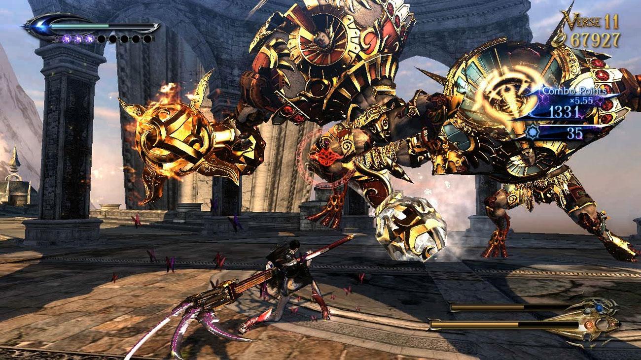 Najważniejsze cechy gry Bayonetta 2