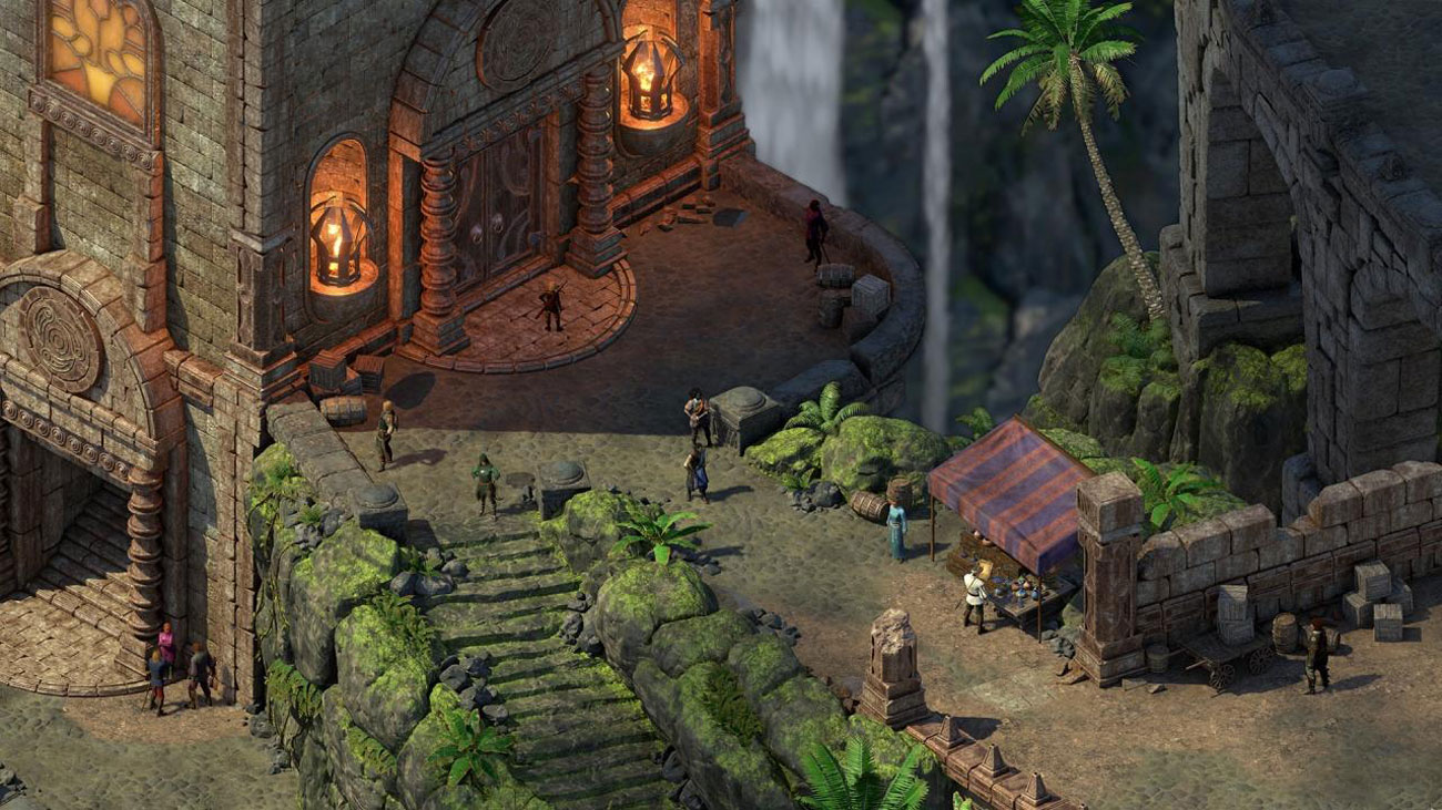 Najważniejsze cechy gry Pillars of Eternity II: Deadfire