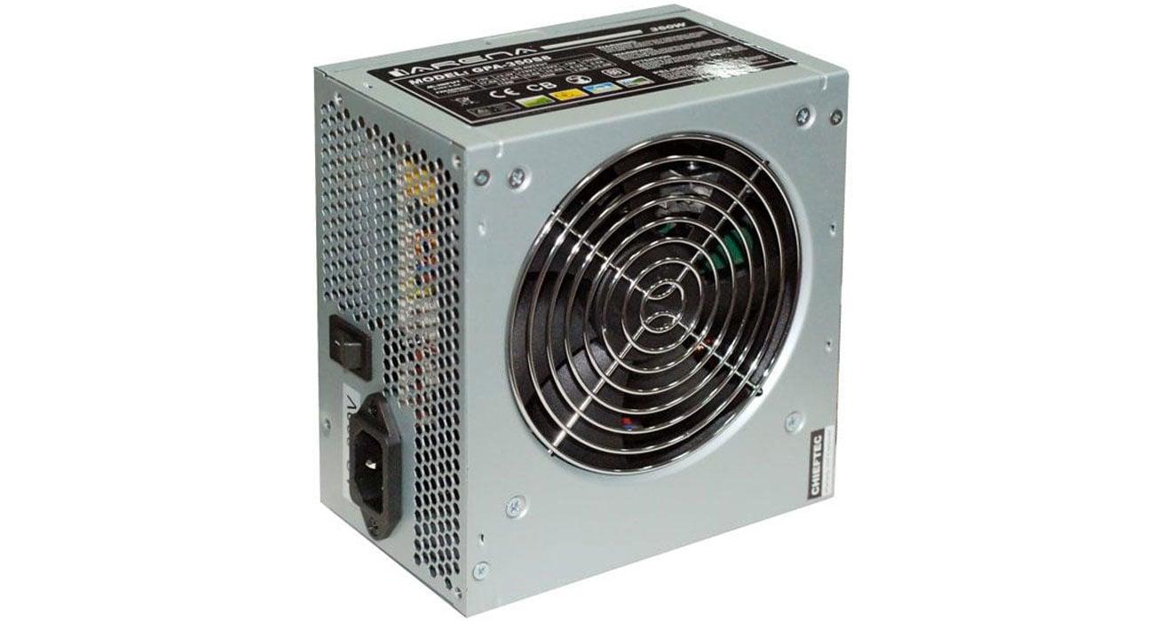 Chieftec 500W GPA-500S8 OEM Wysoka efektywność