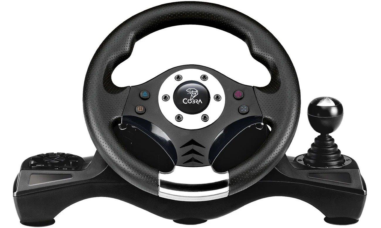 Kierownica Cobra Suzuka Pro SW6060 4 w 1