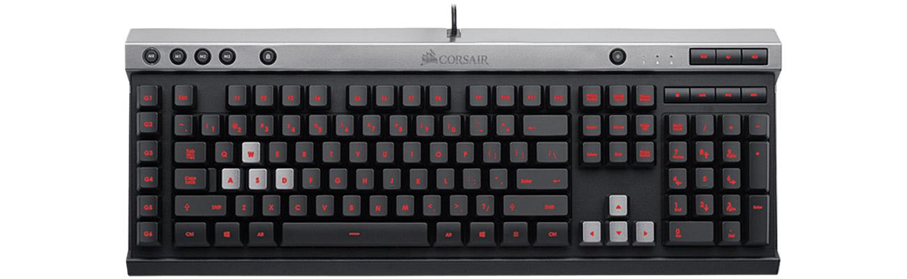 Corsair Raptor K30 G-Keys