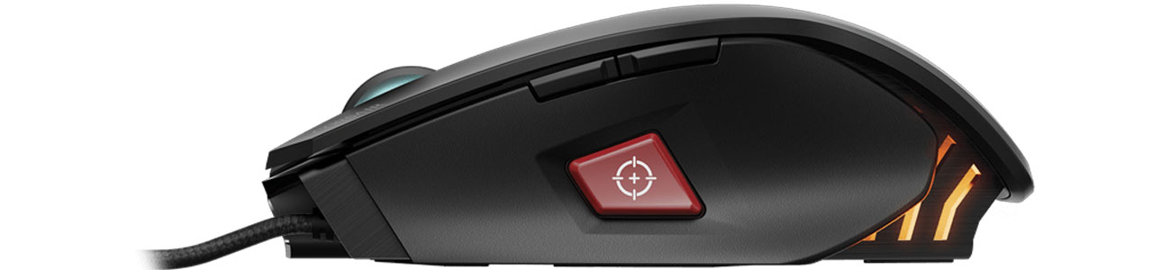 Mysz przewodowa Corsair M65 PRO Optical