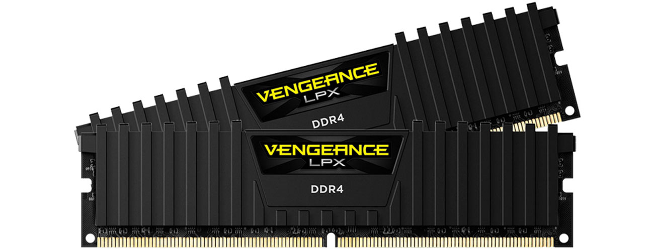 Pamięć RAM DDR4 Corsair Vengeance LPX Black CL13
